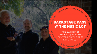Backstage Pass at The Music Lot: The Jam Kings spo...