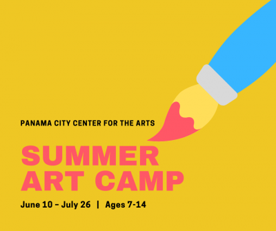 Summer Art Camp - Panama City Center for the Arts