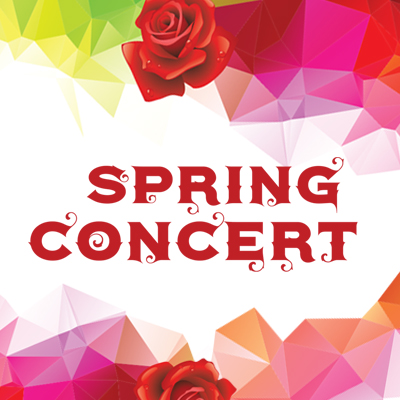 GCSC Spring Concert Series: Concert Chorale & Concert Band Music Performance