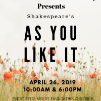 Arete Collaborative Academy Students Present: As You Like It