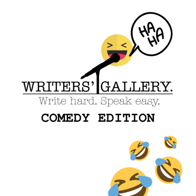 Writer's Gallery: Comedy Edition
