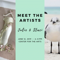 July Exhibitions Opening Reception