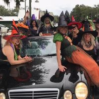 Witches of St Andrews 3rd Annual Charity Bike Ride