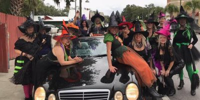 Witches of St Andrews 3rd Annual Charity Bike Ride...