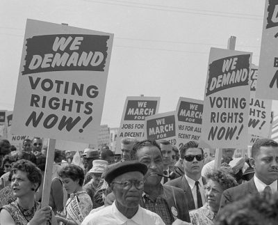 Family Program: African Americans and the Vote