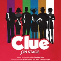Kaleidoscope Theatre and The Public Eye Present Clue: On Stage