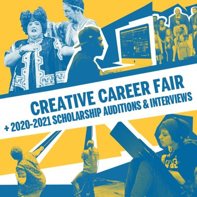 Creative Career Fair & 2020-2021 Scholarship A...
