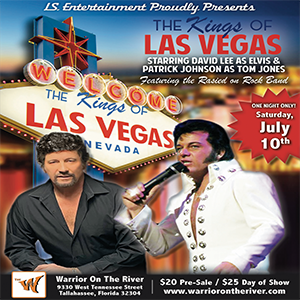 The Kings Of Las Vegas: Ultimate Tribute Spectacul...