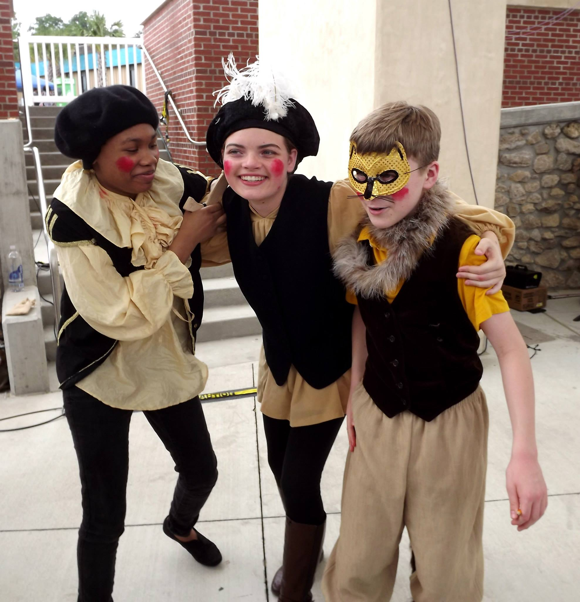 TCC and Southern Shakespeare Company: Camp Shakesp...