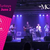 The Fried Turkeys at The Moon June 2