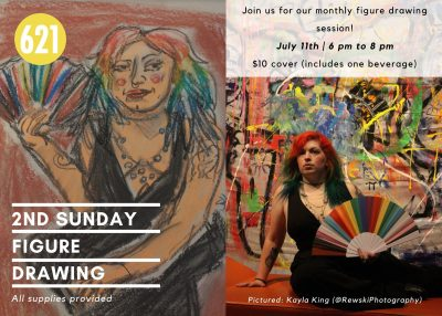 Second Sunday Figure Drawing Workshop