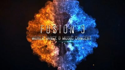 Fusion World Dance and Music Concert