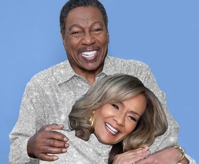 Marilyn McCoo and Billy Davis Jr. in Up, Up and Away! The Concert