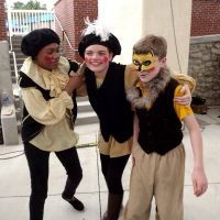 The Bardlings - Romeo and Juliet at the 2022 Southern Shakespeare Festival